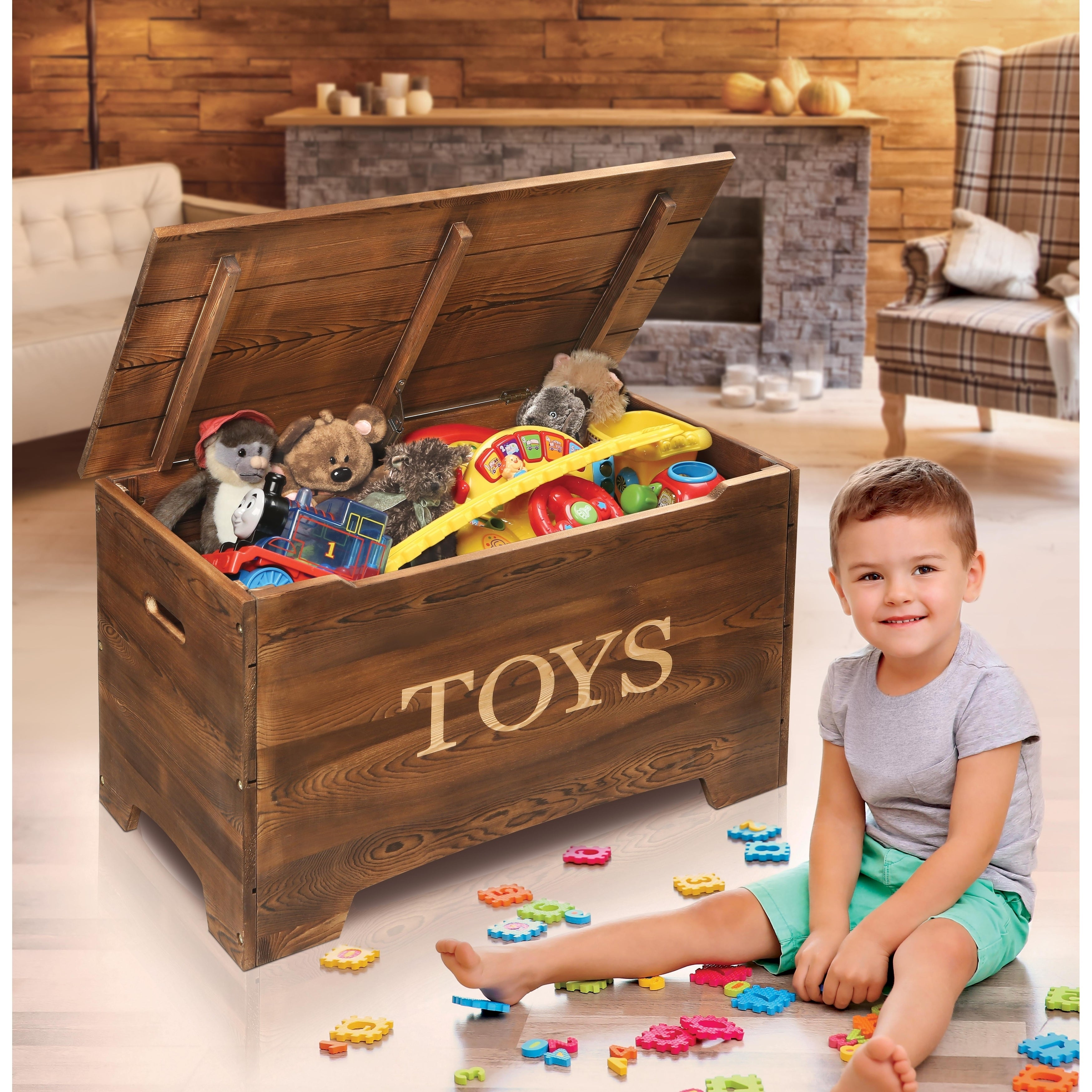 Astonishing Buy Kids Storage Toy Boxes Online At Overstock Our Best Dailytribune Chair Design For Home Dailytribuneorg