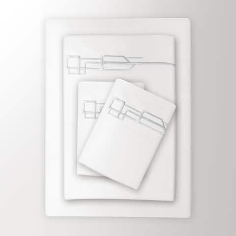 Hotel De Fitzgerald 800 Thread Count Luxury Sheet Set White
