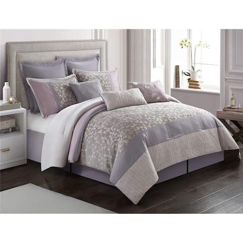 Comforter Set 7 Piece Wov King Essence