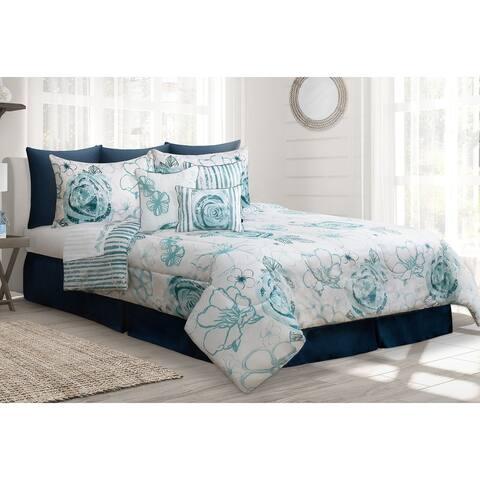 Comforter 5 Piece Set Twin Azura
