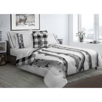 Comforter 3 Piece Set Full-Queen Birch