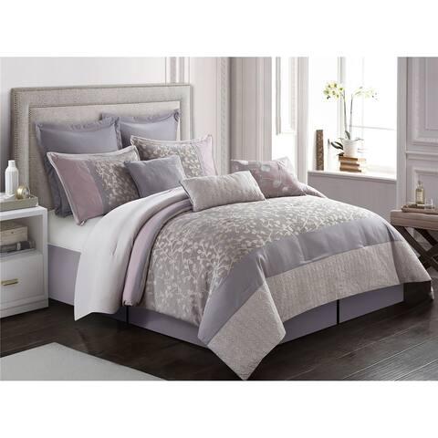 Comforter Set 7 Piece Wov Queen Essence