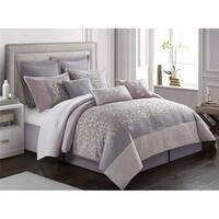 Comforter Set 7 Piece Wov Queen Essence