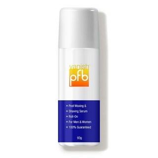 PFB Vanish 4-ounce Shaving Serum & Skin Treatment