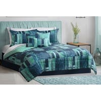 Comforter 5 Piece Set Twin Grafix