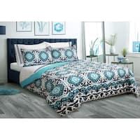 Comforter Set 3 Piece Full-Queen Tiles