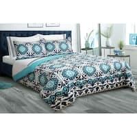 Comforter Set 2 Piece Twin Tiles