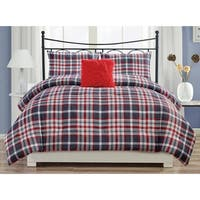 Comforter Set 4 Piece King Torino