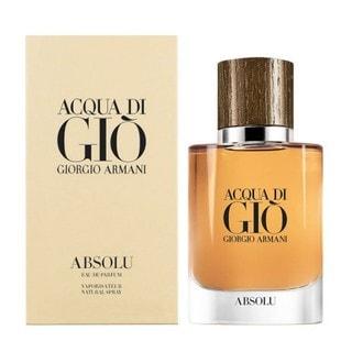 Link to Giorgio Armani Acqua Di Gio Absolu Men's 4.2-ounce Eau de Parfum Spray Similar Items in Perfumes & Fragrances