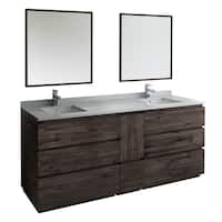 Buy Fresca Bathroom Vanities Vanity Cabinets Online At Overstock Our Best Bathroom Furniture Deals