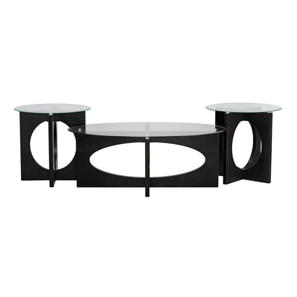 Sensational Shop Standard Furniture Dania Accent Table 3 Pack Free Gmtry Best Dining Table And Chair Ideas Images Gmtryco