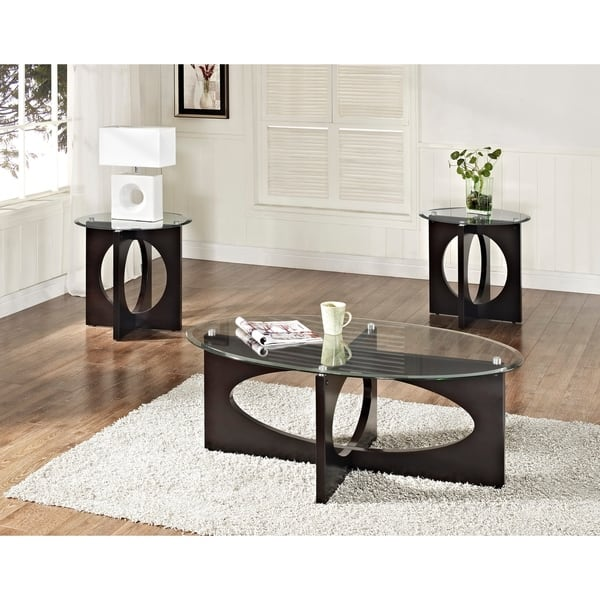 Fine Shop Standard Furniture Dania Accent Table 3 Pack Free Cjindustries Chair Design For Home Cjindustriesco
