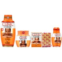 Clinic Clear Whitening 4-piece Set