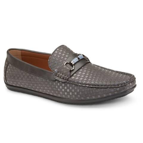 Xray Men's Malone Woven Loafer Dress Shoe