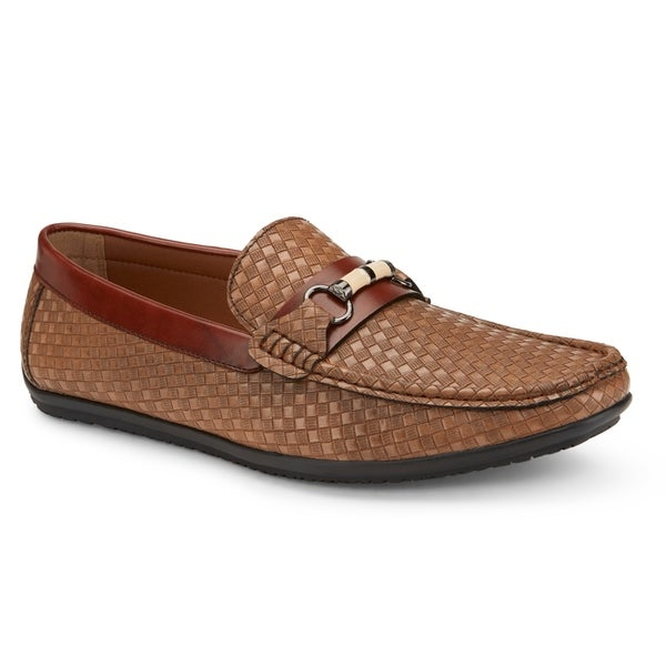 724f6188508 Shop Xray Men s Malone Woven Loafer Dress Shoe - On Sale - Free ...