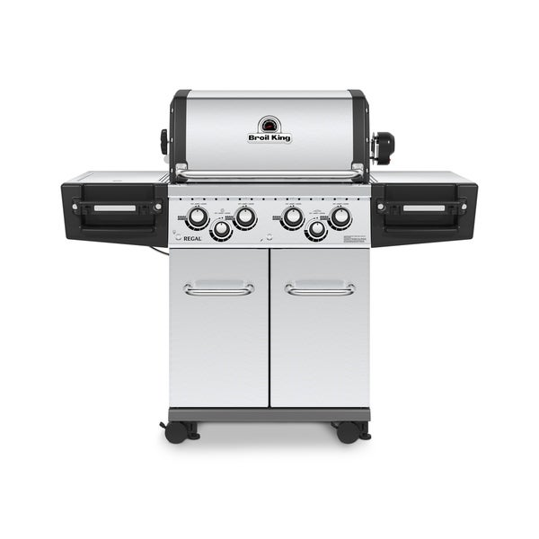 Broil King Regal 490 Pro Stainless Steel Grill. Opens flyout.