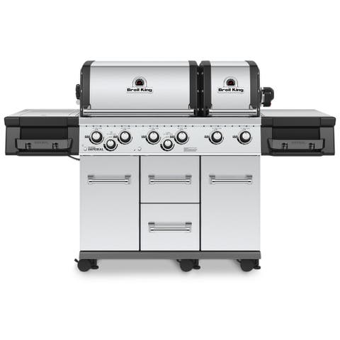 Broil King Imperial XLS Stainless Steel Grill Gas Grill