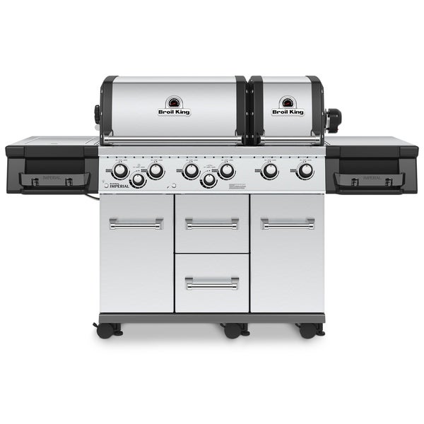 Broil King Imperial XLS Stainless Steel Grill Gas Grill. Opens flyout.