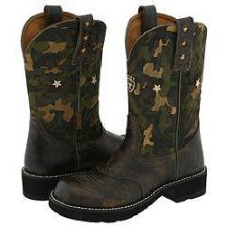 Ariat Probaby Camo Boots - Size 5.5 B - Free Shipping Today ...