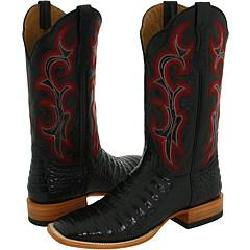 Ariat Ariat Caiman Boot Black Boots - Free Shipping Today