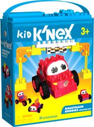 Kid K'nex Building Zone / Racetrack Buddies - Thumbnail 1
