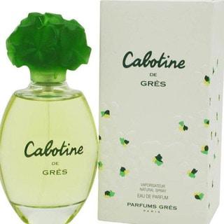 Parfums Gres Cabotine Women's 3.4-ounce Citrusy Eau de Parfum Spray