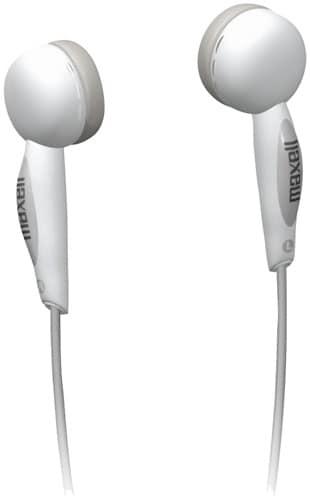 Maxell EB-125 Stereo Earphones (Maxell EB-125 Stereo Earp...