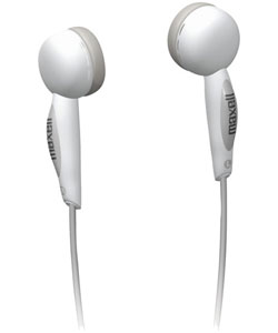 Maxell EB-125 Stereo Earphones