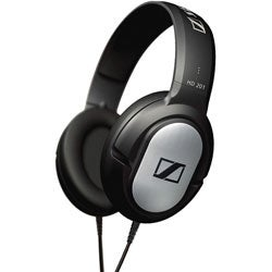 Sennheiser HD 201 Hi-Fi Headphones
