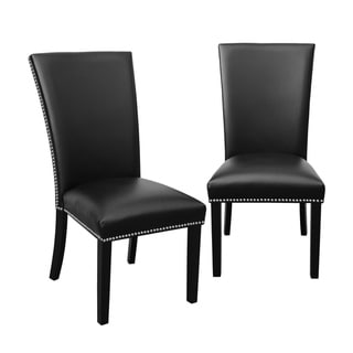 Gracewood Hollow Mhlanga Modern Dining Chair (Set of 2)