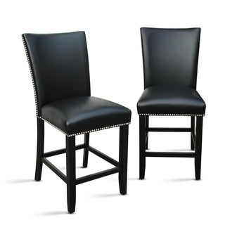 Gracewood Hollow Mhlanga Counter-height Dining Chairs (Set of 2)
