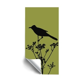 Link to A Bird in Hand Olive Removable Wall Art Mural Similar Items in Vinyl Wall Art