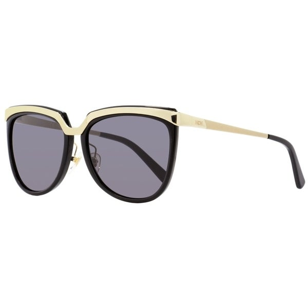 fe9dc0b9f0 Shop MCM MCM626S 001 Womens Gold Black 55 mm Sunglasses - Free Shipping  Today - Overstock - 27031795