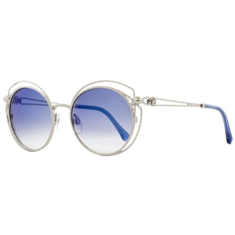 a103595ef16dd Roberto Cavalli RC1030 Cascina 16X Womens Shiny Palladium 55 mm Sunglasses  - Shiny Palladium