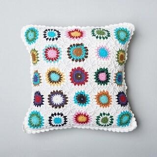 Multi Colored Pillow