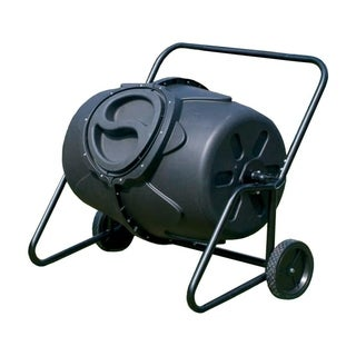 Genesis 50 Gallon Composting Tumbler with wheels