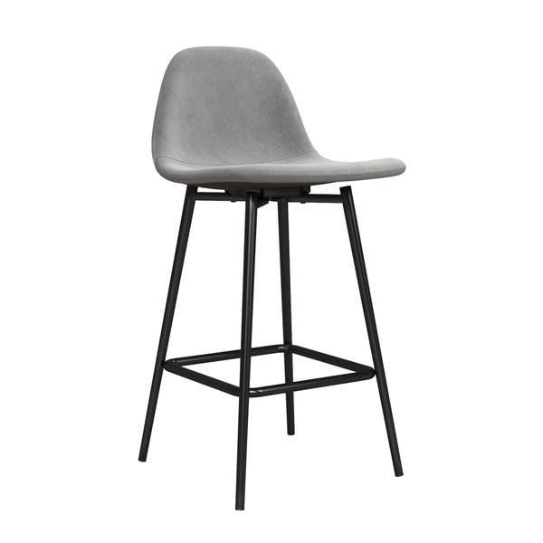Pleasing Shop Avenue Greene Ciara Upholstered Counter Stool Free Bralicious Painted Fabric Chair Ideas Braliciousco