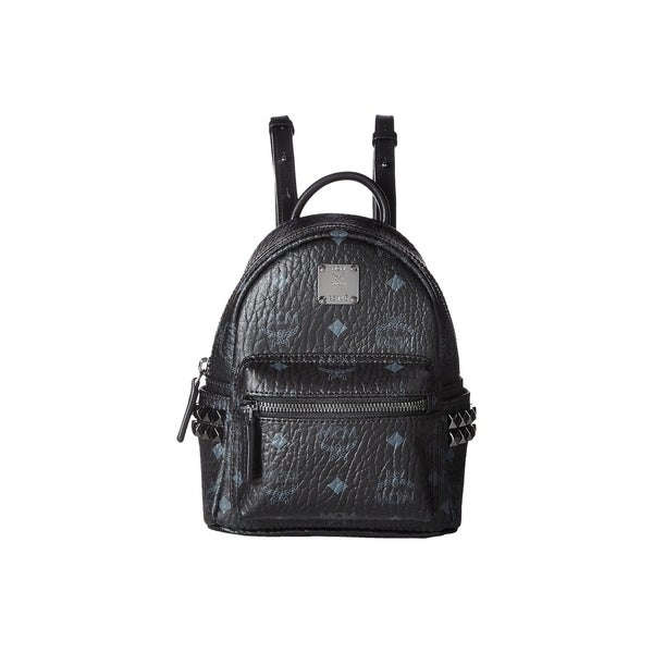 0a30cfa21d85 Shop MCM Stark Side Stud X-Mini Backpack - On Sale - Free Shipping ...