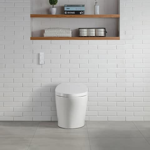OVE Decors Lena Smart Toilet - N/A
