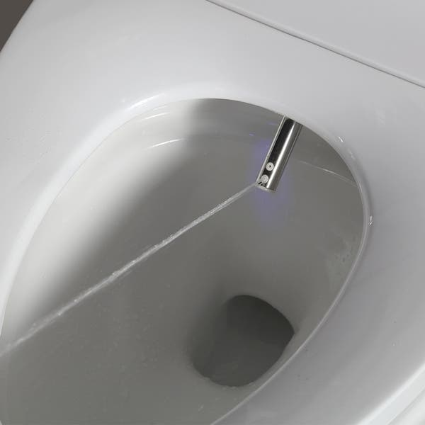 Astonishing Shop Ove Decors Lena Smart Toilet N A Free Shipping Uwap Interior Chair Design Uwaporg