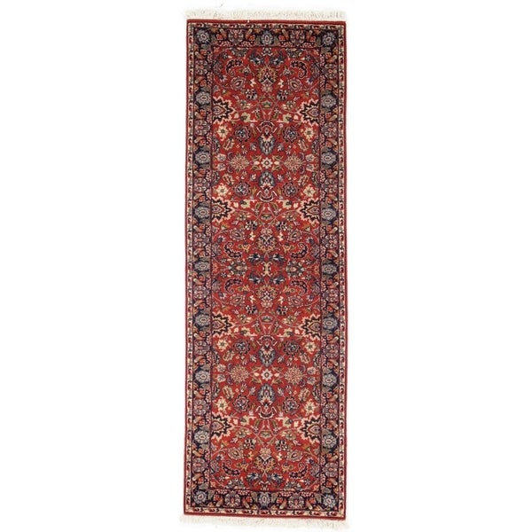 "Pasargad DC Traditional Persian Kashan Design - 2'1"" X 6'6"""