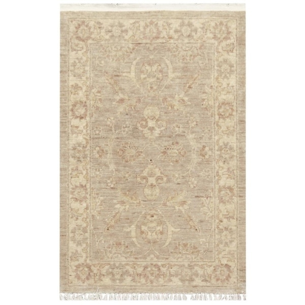 "Pasargad DC Hand-Knotted Farahan Area - 2'2"" X 3'1"""