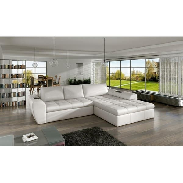 CORSA Sectional Sleeper Sofa