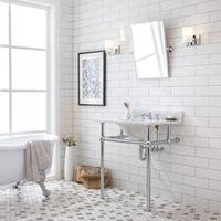 Embassy 30 Inch Wide Single Wash Stand Only