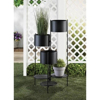 Roswell Contemporary 3-Tier Plant Holder