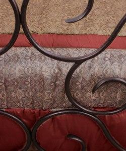 Rosette Queen-size Bed - Thumbnail 1