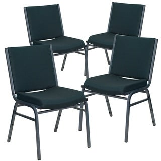 4PK Heavy Duty Stack Chair - Reception Furniture