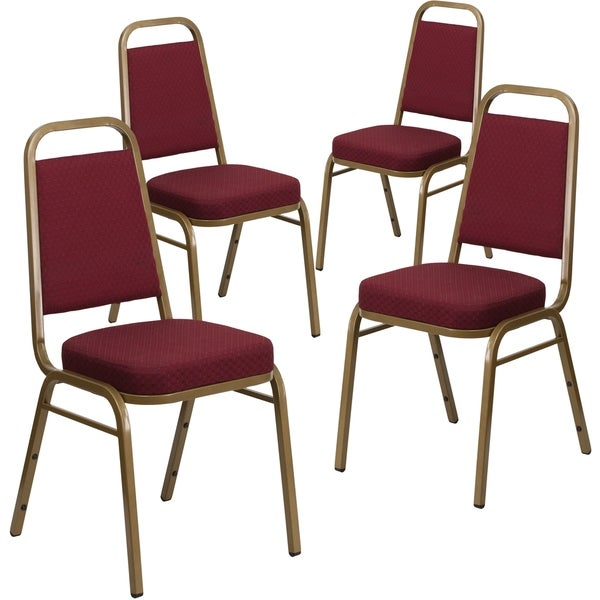 Trapezoidal Back Banquet Chair