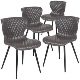 4PK Contemporary Upholstered Chair