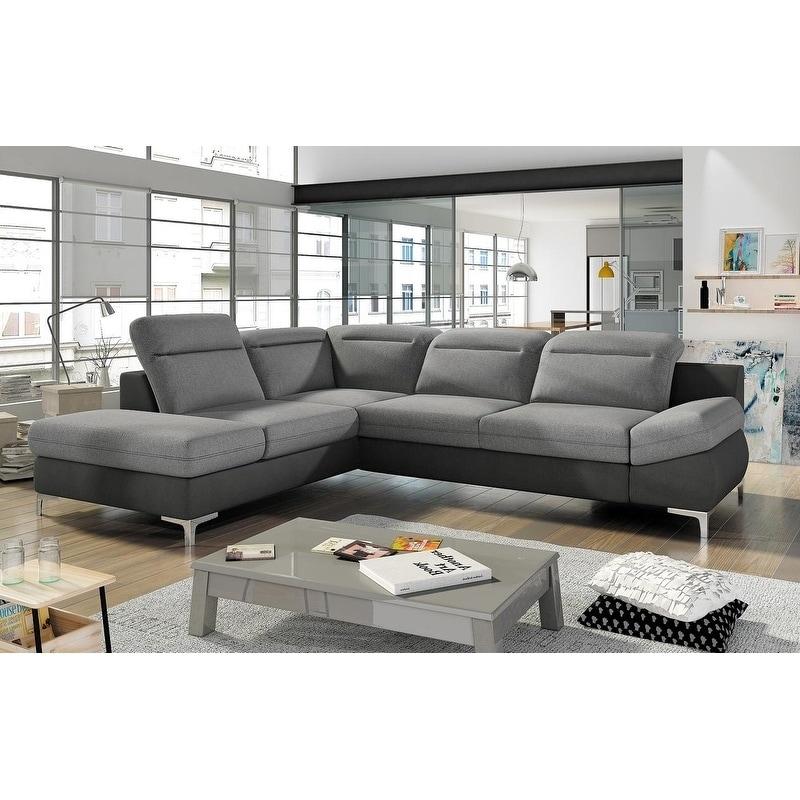Mona Sleeper Sectional Sofa On